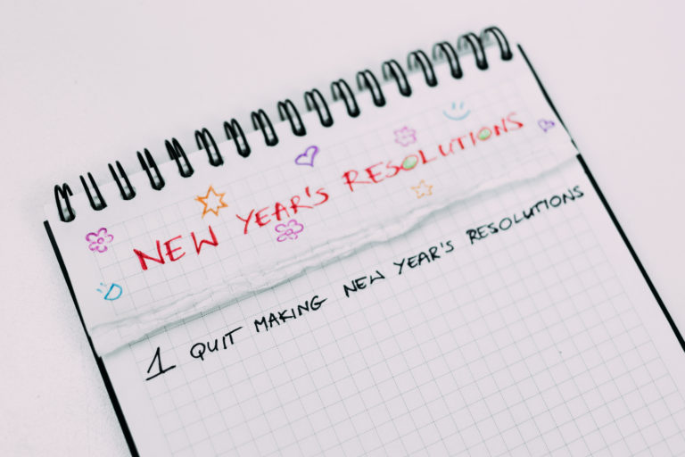 Happy New Year Resolution Quotes – QuoteBubbles