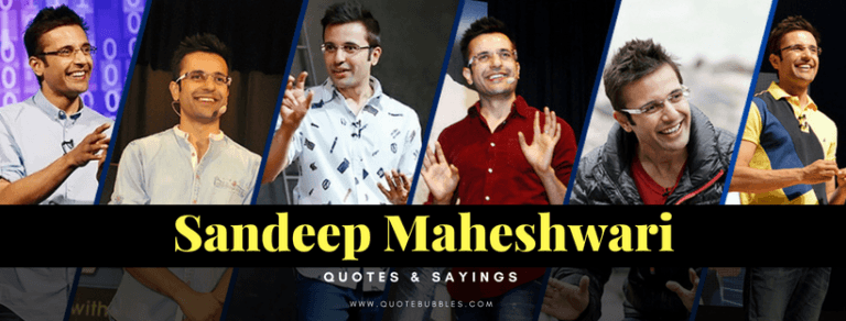 Sandeep Maheshwari Quotes And Sayings – QuoteBubbles